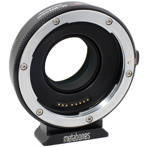 Metabones Speed Booster Canon EF Lens to MFT (GH4, GH3, BMCC)